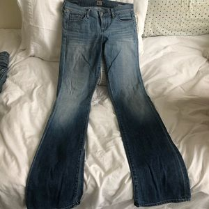 Sz 26 Citizens of Humanity bootcut jeans